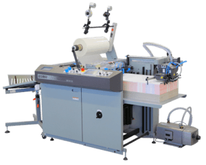 Komfi Delta 52 laminating machine