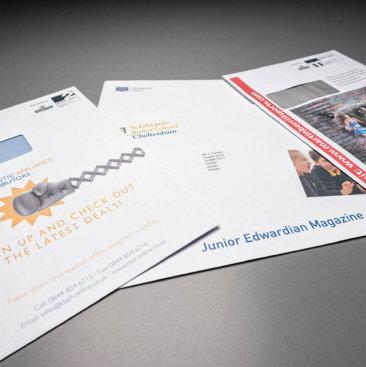 Envelope Mailing