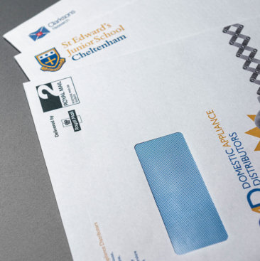 Direct Mail and Personalisation - Tewkesbury Printing Company